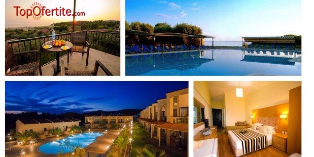 Village Mare 4*,Ситония, Халкидики - Гърция, първа линия! Нощувка на база All Inclusive, ползване на басейн и безплатно за дете до 13 г. на цени от 89,40 лв. на човек