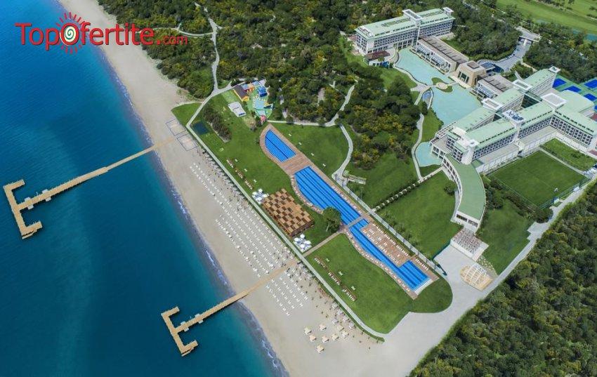 Почивка в Турция, Белек с полет на 21.06! 7 нощувки на база Ultra All Inclusive в хотел Rixos Premium Belek 5* самолетни билети, летищни такси, трансфер за 2872 лв на човек