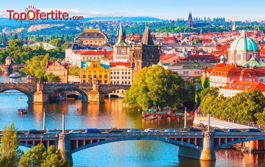 5-дневна екскурзия до Прага, Будапеща, Кутна Хора + 3 нощувки със закуски, възможност за посещение на Дрезден и Майсен, екскурзоводско обслужване, панорамни обиколки и транспорт с автобус за 199 лв.