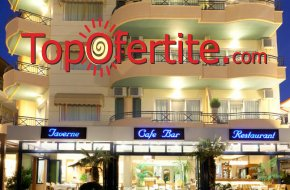 Olympic Star Beach Hotel 4*, Нео Порой, Олимпийска ривиера, Пиерия - Гърция! Нощувка + закуска и опция с вечеря на цени от 77 лв. на човек