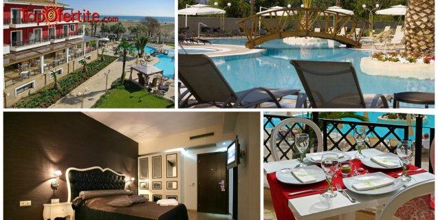 Хотел Mediterranean Princess 4*, Паралия Катерини, Пиерия - Гърция! Нощувка + закуска, вечеря на цени от  74.40 лв. на човек