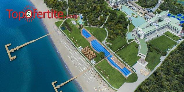 Почивка в Турция, Белек с полет на 05.07! 7 нощувки на база Ultra All Inclusive в хотел Rixos Premium Belek 5* самолетни билети, летищни такси, трансфер за 3121 лв на човек