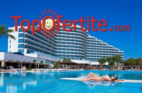 Почивка в хотел Venosa Beach Resort & SPA 5*, Дидим, Турция! 5 или 7 нощувки с автобус на база All Inclusive на цени от 796.50лв на човек