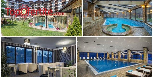 Балнео хотел Свети Спас 5*, Велинград! Нощувка + закуска, частичен масаж и Уелнес пакет за 59 лв на човек