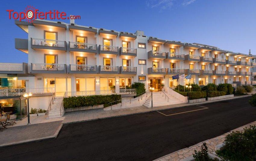 Почивка в Гърция Alfa Star Hotel 3*, Паралия Катерини! Нощувка + закуска, вечеря и ползване на басейн на цени от 45 лв. на човек