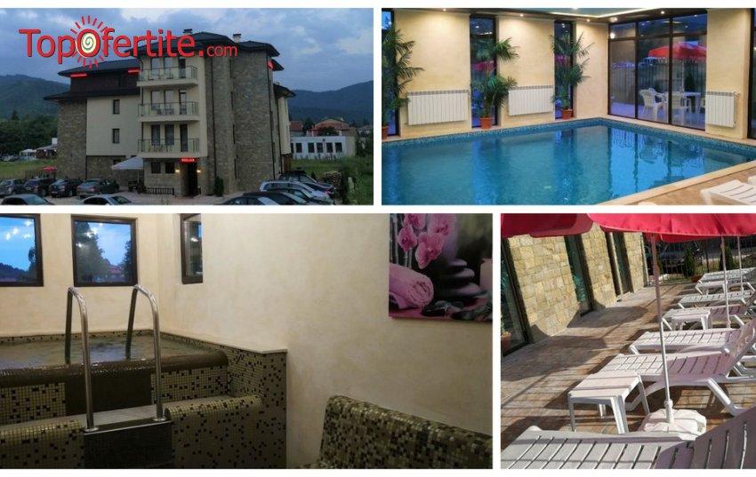 Хотел Релакс, Велинград! Нощувка на база закуска или закуска и вечеря + СПА пакет на цени от 39 лв на човек