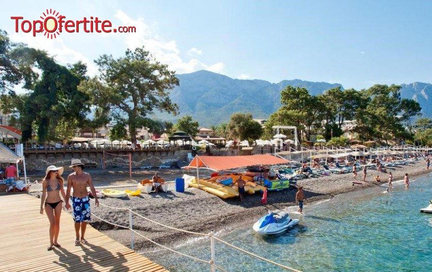 LAST MINUTE! Почивка в Анталия, Турция! 7 нощувки на база All Inclusive в хотели 5 * + самолетни билети, трансфер, летищни такси + БЕЗПЛАТНА екскурзия Панорамен шопинг тур на цени от 595лв