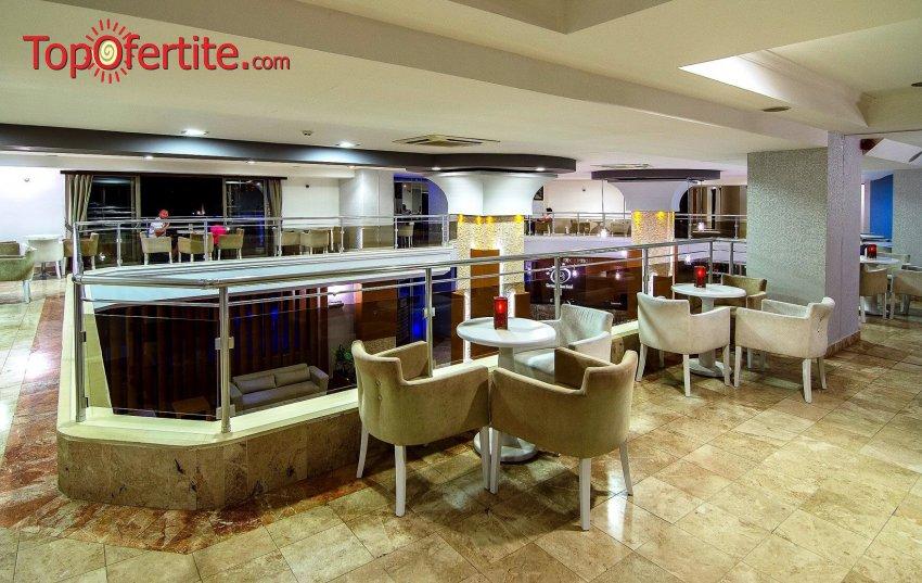 Почивка в хотел Garden of sun 5*, Дидим, Турция! 5 или 7 нощувки с автобус на база All Inclusive на цени от 409.50 лв на човек