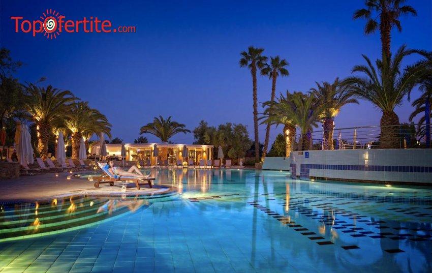 Lagomandra Hotel and Spa 4*, Ситония, Халкидики - Гърция, първа линия! Нощувка + закуска, вечеря и опрция All inclusive не цени от 85.30 лв. на човек