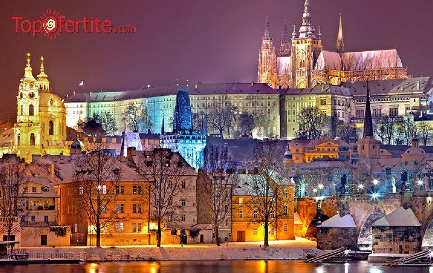 6-дневна екскурзия до Будапеща, Прага и Виена + 4 нощувки със закуски, екскурзоводско обслужване и транспорт с комфортен автобус на цени от 299 лв.
