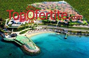 Почивка в хотел Palm Wings Beach Resort Didim 5*, Дидим, Турция! 1 нощувкa със собствен транспорт на база All Inclusive на цени от 68 лв на човек