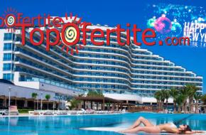 Нова година в хотел Venosa Beach Resort & SPA 5*, Дидим, Турция! 4 нощувки на база Ultra All Inclusive + Новогодишна вечеря, шоу програма и много изненади на цени от 365лв на човек