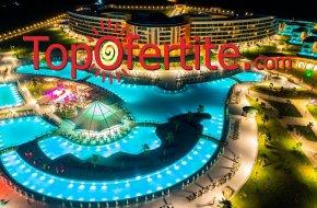 Почивка в хотел Aquasis De Luxe Resort 5*, Дидим, Турция! 7 нощувки с автобус на база Ultra All Inclusive на цени от 621.50лв на човек