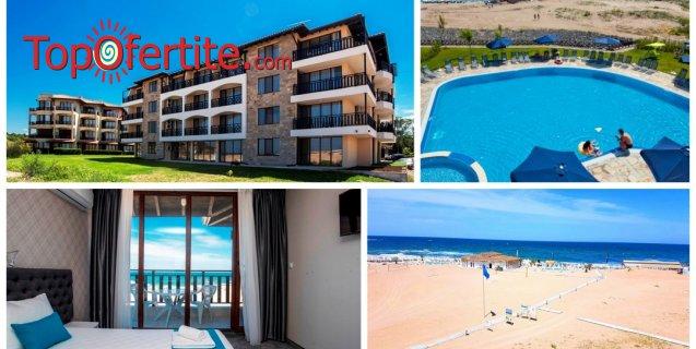 На море в Хотел Оазис дел Сол, Лозенец, Първа Линия! Нощувка на база All Inclusive или Ultra All Inclusive + басейн на цени от 90 лв. на човек