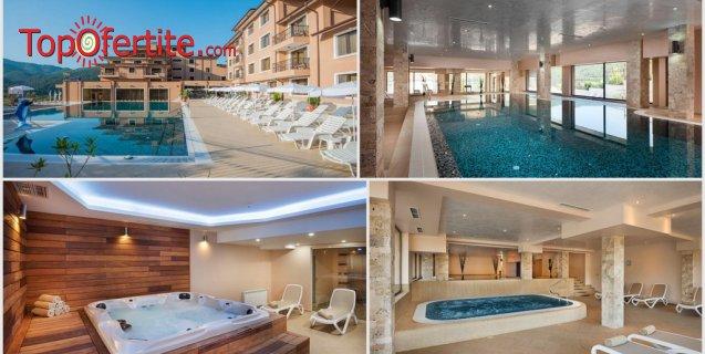 Хотел Вела Хилс 4*, Велинград! Нощувка + закуска, открити и закрити басейни, джакузита и СПА пакет за 80 лв. на човек