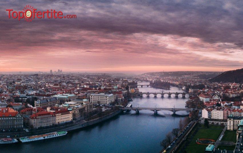 Предколедна 6-дневна екскурзия до Будапеща, Виена, Прага и възможност за Дрезден + 5 нощувки със закуски, обиколка на Будапеща и Виена, транспорт и водач-представител за 299 лв.