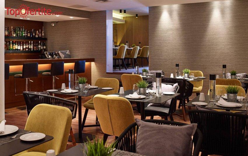 Anatolia Hotel 4*, Солун, Гърция за Коледа и Нова година! 2 или 3 нощувки + закуски, Гала вечеря и Уелнес център на цени от  290лв на човек
