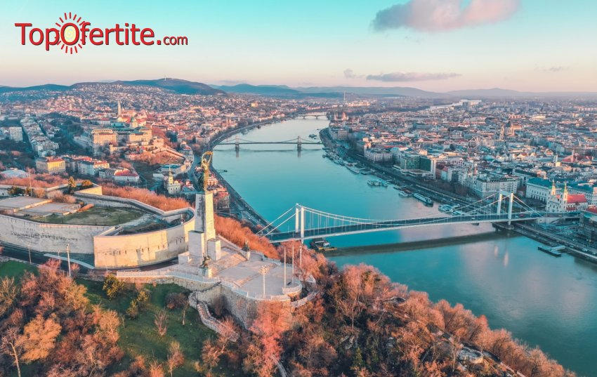 5-дневна екскурзия до Будапеща и Виена + 2 нощувки със закуски, транспорт с комфортен тур. автобус, посещение на увеселителен парк Пратер и аутлет градчето Пандорф за 195 лв.