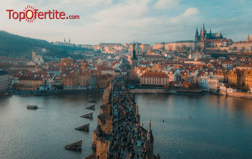 6-дневна екскурзия до Прага, Дрезден, Виена и Будапеща + 4нощувки със закуски, транспорт и водач на цени от 299 лв.
