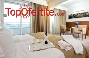 Lucy Hotel 5*, Кавала, Гърция за Нова година! 3 нощувки + закуски и Гала вечеря с неограничена ...