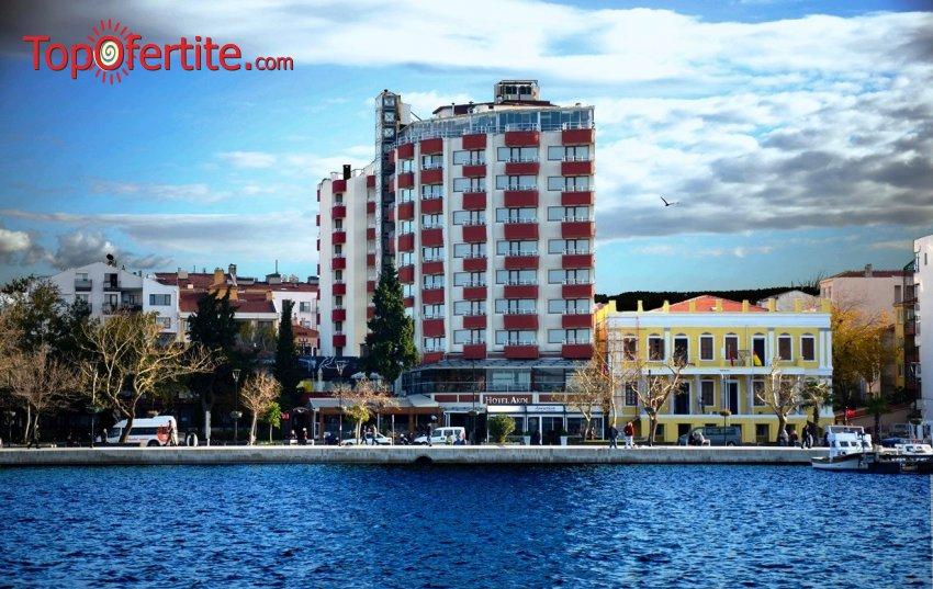 Нова година в хотел Akol 4*, Чанаккале, Турция! 3 нощувки със закуски и вечери + Новогодишна вечеря, шоу програма и много изненади на цени от 312лв на човек