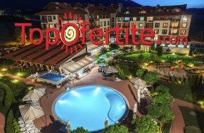 Клуб Хотел Мурите 4*, до Банско – Разлог! Нощувка на база All Inclusive + отопляем солен басейн, джакузи и СПА на цени от 50 лв. на човек и дете до 14г. Безплатно