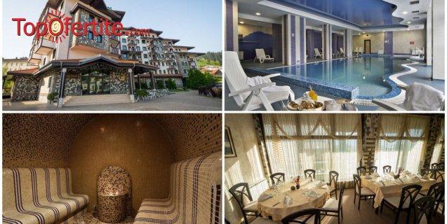 Хотел Родопски Дом 4*, Чепеларе! Нощувка + закуска, вечеря, вътрешен плувен басейн и джакузи на цени от 48 лв. на човек