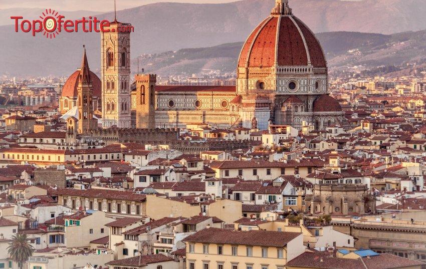 5-дневна Предколедна екскурзия с автобус до Венеция и Флоренция + 2 нощувки със закуски, водач и екскурзоводско обслужване за 389 лв.