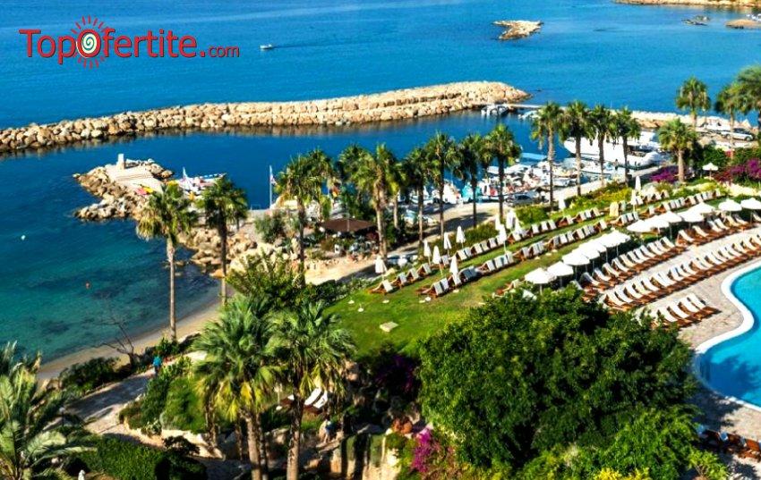 Ранни записвания за почивка в Египет със самолет! 7 нощувки в хотел Coral Beach Resort Hurghada 4* на база All Inclusive с включени самолетни билети, летищни такси и трансфер за 932.50лв на човек