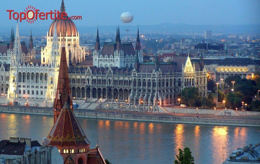 6-дневна екскурзия до Будапеща - Прага - Виена за Св. Валентин и 8-ми Март + 5 нощувки със закуски с възможност за разглеждане на Дрезден за 339 лв.