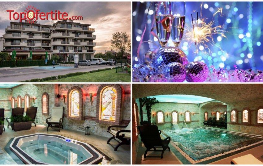 Нова Година в Хотел Long Beach Resort & SPA 5*, Шкорпиловци! 2, 3 или 4 нощувки на база All Inclusive + Празнична Новогодишна вечеря, DJ, шоу програма, Брънч на 01.01, басейн с минерална вода, термална зона и СПА пакет на цени от 442,50 лв. на чо..