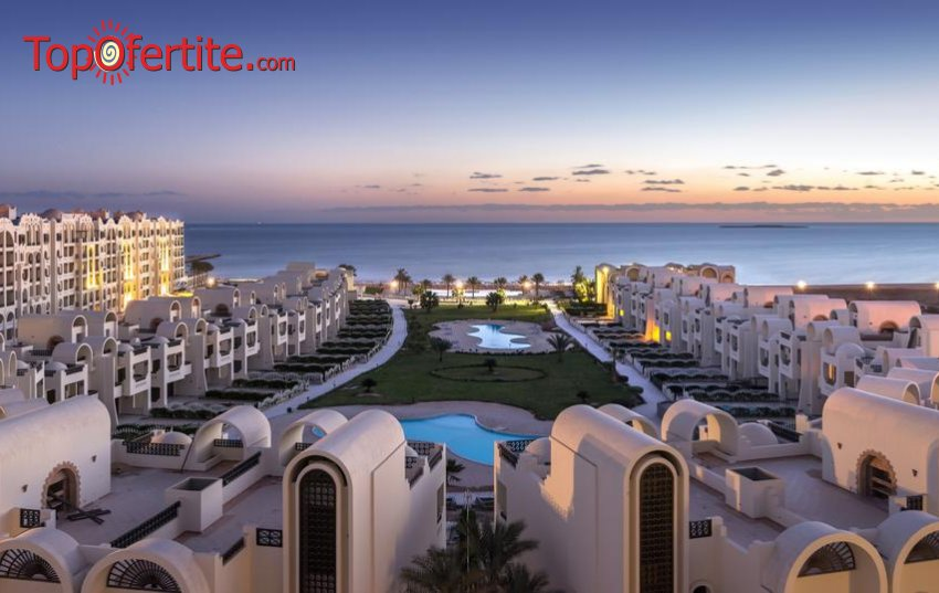 Ранни записвания за почивка в Египет със самолет! 7 нощувки на база All Inclusive в хотел Gravity Sahl Hashesh 5 *, самолетни билети, летищни такси и трансфер за 928 лв на човек