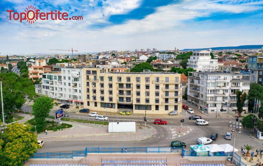 Хотел Панорама 4*, Варна! Нощувка + закуска на цени от 26 лв. на човек