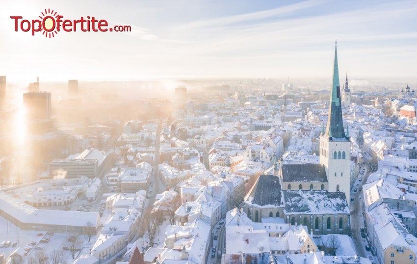 13-дневна екскурзия до Прибалтика и Санкт Петербург с Будапеща, Варшава, Рига, Талин, Вилнюс и Краков + 12 нощувки със закуски за 1320 лв.