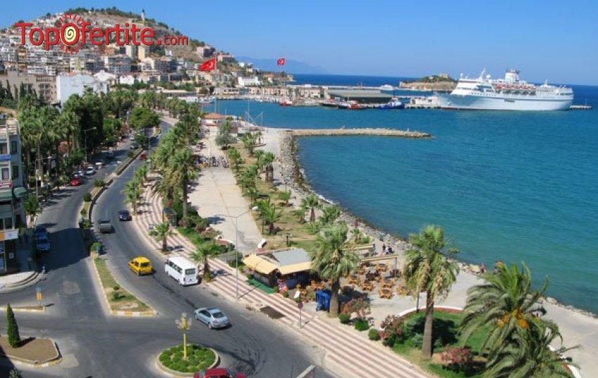 Ранни записвания! 8-дневна самолетна програма с 7 нощувки до Кушадасъ, Турция с отпътуване от София + закуски и вечери или All Inclusive на цени от 523 лв.