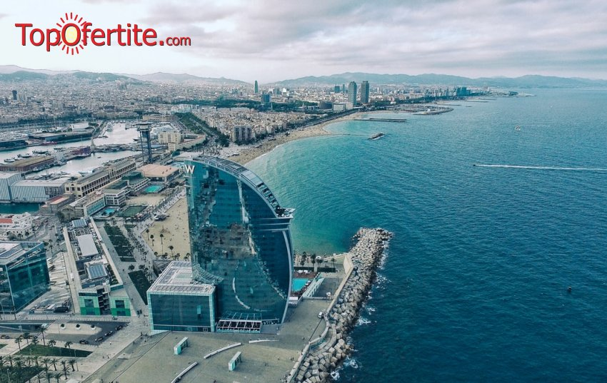 6-дневна екскурзия до Барселона, Балеарските острови и Валенсия + 5 нощувки със закуски, 2 вечери, 1 нощувка на ферибот за Палма де Майорка за 980 лв.