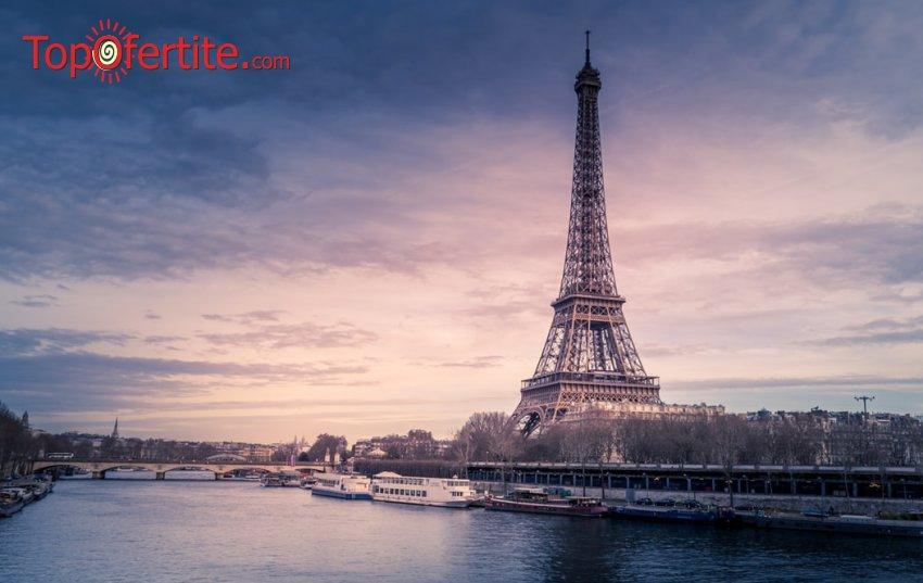 10-дневна екскурзия до Париж  и най-красивите Европейски Градове - Халщат, Залцбург, Страсбург, Колмар, Версай, Женева, Монтрьо, Милано и Венеция + 9 нощувки със закуски за 1099 лв.