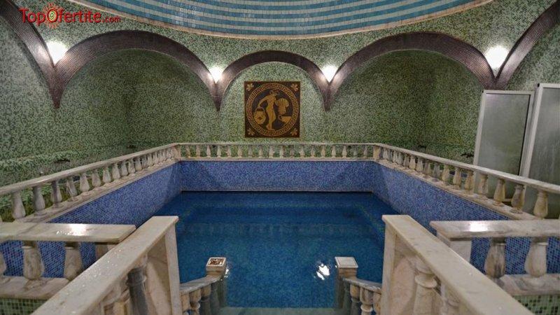 Хотел РИМ, Велинград! 4 нощувки на цената на 3 + закуска, вечеря, басейн с минерална вода, джакузи и СПА пакет за 103 лв на човек