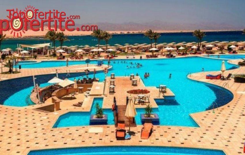 Почивка в Хургада, Египет със самолет! 7 нощувки + самолетни билети, летищни такси и трансфер на цени от 746 лв на човек