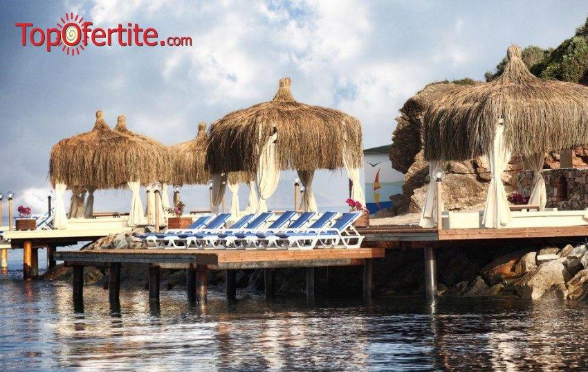 Почивка в Егейска Турция Лято 2020! 7 нощувки + самолетен билет, летищни такси и трансфер на цени от 699 лв на човек