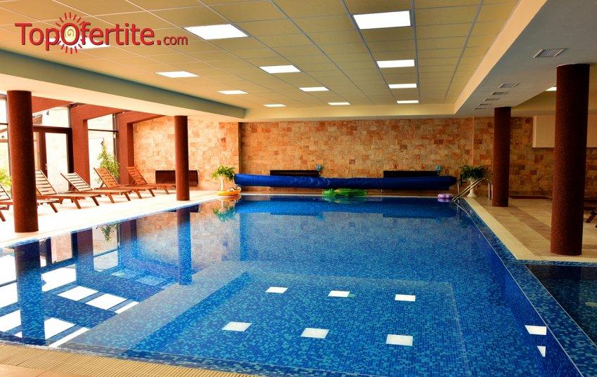 Великден в хотел Роял Банско! 3-дневен пакет на база закуски и вечери + Великденски обяд + чаша вино + ползване на басейн, сауна, парна баня и контрастен душ за 140 лв на човек