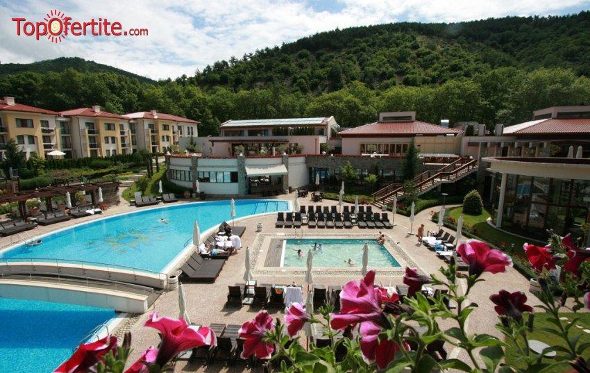 Парк Хотел ПИРИН 5*, Сандански за Майските празници! 2, 3 или 4 нощувки + закуски, басейн с хидромасажни джетове, парк-градина с горещ външен басейн и СПА на цени от 190 лв на човек
