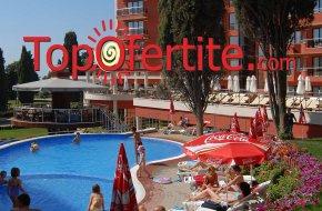 На море в хотел Виго 4*, Несебър 50 м. от плажа! Нощувка + закуска и басейн на цени от 25 лв на човек