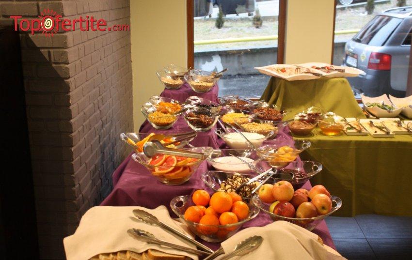 Хотел Панорама Ризорт 4*, Банско! Нощувка + закуска, закуска и вечеря или закуска, обяд и вечеря, басейн и СПА пакет на цени от 45 лв. на човек + Безплатно за дете до 14г.