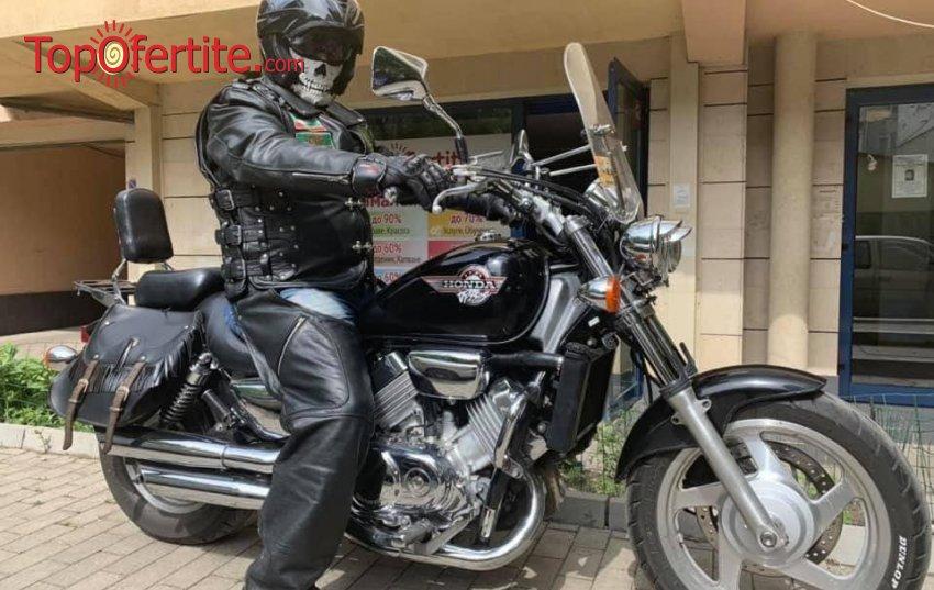 Годишен технически преглед на мотоциклет от Автокомплекс GLR на Военна рампа за 25 лв