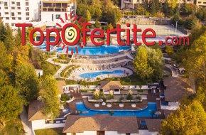 Хотел Медите СПА Резорт & Вили 5*, гр. Сандански! Нощувка + закуска, външен и вътрешен басейн с минерална вода и Уелнес пакет на цени от 90 лв. на човек + дете до 12г. Безплатно