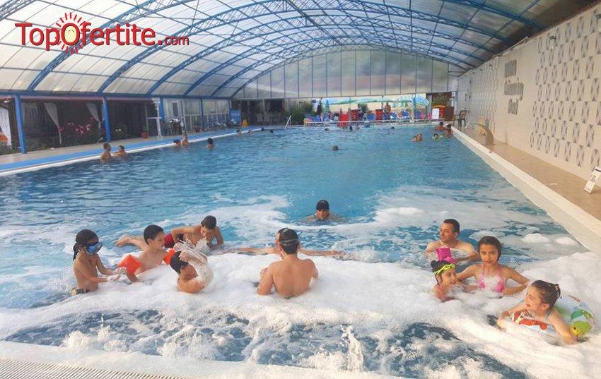 Хотел Делта 3*, с. Огняново! Нощувка + закуска, закрит басейн с минерална вода, сауна, парна баня и джакузи на цени от 34,50 лв на човек