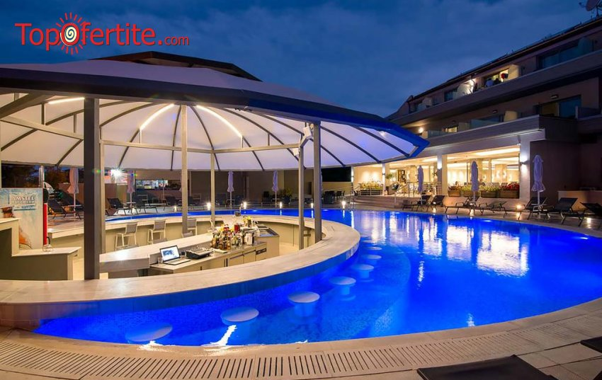 Ранни резервации Лято 2021! The Dome Luxury Hotel 4* Тасос! Нощувка със закуска и вечеря от 83лв на човек