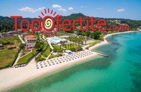 Лято 2021! Kassandra Palace Hotel & Spa 4*, Халкидики, Гърция! Нощувка + закуска, вечеря и ползване на басейн на цени от 77лв. на човек