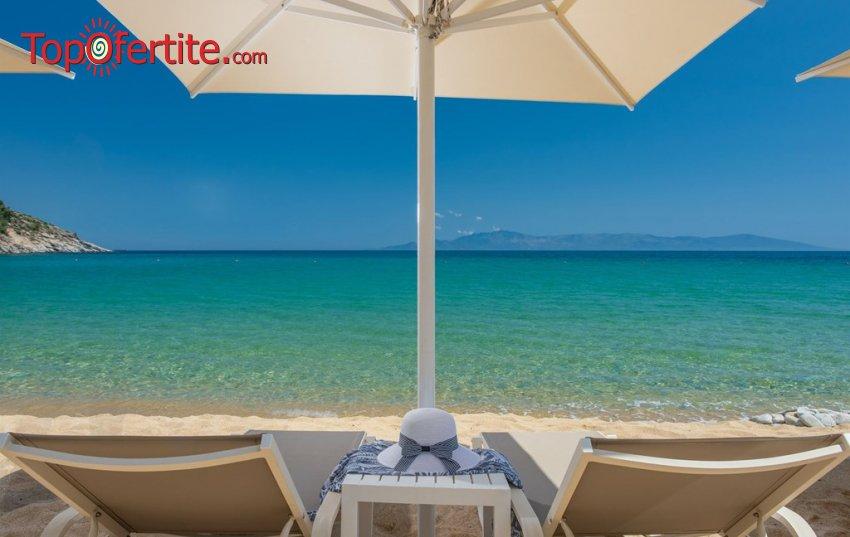 Ранни резервации Лято 2021! Bomo Tosca Beach 4+*, Кавала, Гърция! Нощувка на база Ultra All Inclusive + анимация на цени от 217 лв за двама